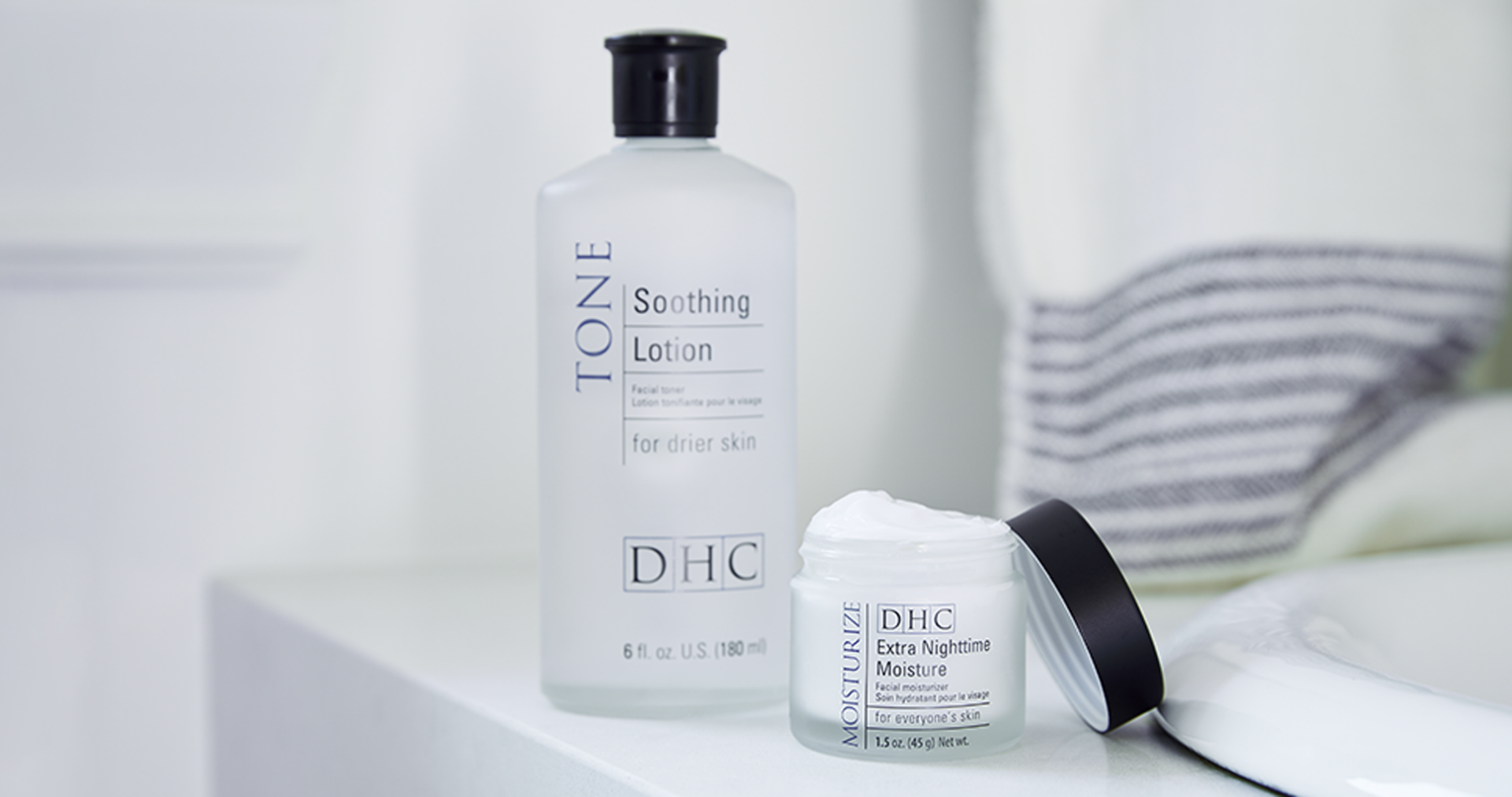 Double Moisture Skincare Set from DHC